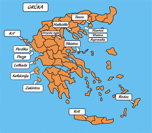 mapa grcke nea vrasna Letovanje Nea Vrasna 2014,Asprovalta,Nea Vrasna,Stavros apartmani  mapa grcke nea vrasna